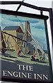 SW5036 : The Engine Inn by Maigheach-gheal