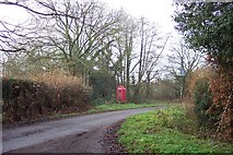 SO5101 : Isolated phonebox by Jonathan Billinger