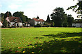 TF9616 : Village Green, Gressenhall by Jurek and Trish  Sienkiewicz