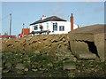 TA4015 : The Crown & Anchor, Kilnsea by Paul Glazzard