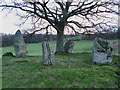 NN8850 : Lundin Stone Circle by Lisa Jarvis