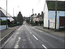 TR3165 : Looking S down Tothill Street, Minster. by Nick Smith