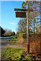 SJ5166 : Willington Road from Weetwood Grange by David Marten
