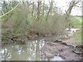 SP6340 : The Great Ouse at Biddlesden by Snidge