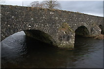 J2688 : River bridge near Doagh by Albert Bridge