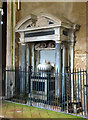 TG3234 : St Margaret, Paston, Norfolk - Tomb by John Salmon