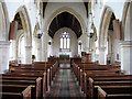 TG2236 : St Mary, Roughton, Norfolk - East end by John Salmon