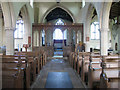 TG1633 : St Andrew, Wickmere, Norfolk - East end by John Salmon