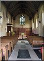 TG3225 : St Nicholas, Dilham, Norfolk - East end by John Salmon