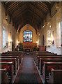 TG0239 : St Margaret, Saxlingham, Norfolk - East end by John Salmon