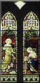 TF9123 : St Mary, Whissonsett, Norfolk - Window by John Salmon