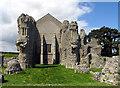 TF9839 : St Mary & Holy Cross, Binham Priory, Norfolk - Ruins by John Salmon