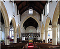 TG3731 : St Mary, Happisburgh, Norfolk - East end by John Salmon