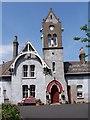 J4288 : Shiels Almshouses, Carrickfergus by Stephen Barnes