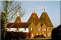 TQ6743 : Mascalls Court Oast, Mascalls Court Road, Paddock Wood by Oast House Archive