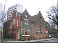 TQ2675 : St Peter's Church Hall, Battersea by Stephen Craven