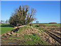 TA0759 : Track to Lowthorpe by Stephen Horncastle