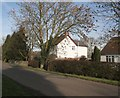 TF0876 : Cottages on Newball Lane by Alan Murray-Rust