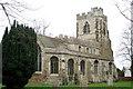 TL1048 : All Saints, Cople, Beds by John Salmon