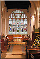 TL1049 : S Lawrence, Willington, Beds - Chancel by John Salmon