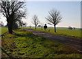 TL2742 : Ashwell Road - Steeple Morden by Richard Thomas