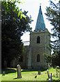 SP6815 : All Saints, Wotton Underwood, Bucks by John Salmon