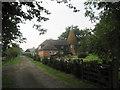 TQ8329 : Forsham Oast, Wassall Lane, Rolvenden Layne, Kent by Oast House Archive