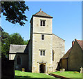 SP6429 : St Mary & St Nicholas, Chetwode, Bucks by John Salmon