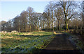 SJ7673 : The Path to Peover Hall (3) by Marcus Hargis