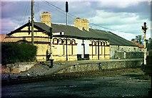 N8767 : Navan Station by Wilson Adams