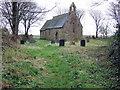 SM8628 : Llanreithan church by ceridwen