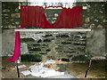 SM8628 : Llanreithan church altar stone by ceridwen