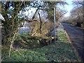 SP9354 : Footpath & Bridge from Harrold-Lavendon Road by Nigel Stickells