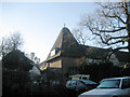 TQ6243 : The Oast, Half Moon Lane, Pembury, Kent by Oast House Archive