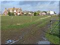 SP7431 : Pilch Farm by Andrew Smith