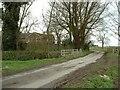 TF5523 : Balaclava Farm, Terrington Marsh by David Prestidge