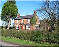 SJ6048 : Farmhouse on Woodcotthill Road, Wrenbury Heath by Espresso Addict