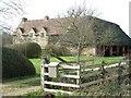 SP6031 : Coldharbour Farm by Snidge