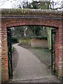 TG2308 : Riverside Walk, Norwich by Keith Ward