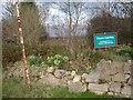 TL0876 : Peace Garden, Molesworth Airbase by Will Lovell