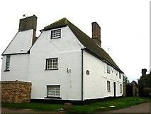 TL2881 : Manor Farm Wistow by Chris Stafford