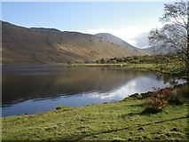 NM5736 : Loch Ba, by Knockantivore by Gordon Mellor