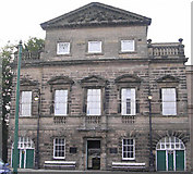 SK3454 : Crich, Derby Assembly Rooms by Betty Longbottom