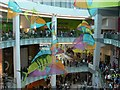 SX4854 : Inside the new Drake Circus Shopping Mall by John Davey