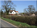 TM1586 : Homefields Farm, Gissing by Ian Robertson
