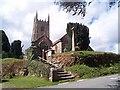 SX1268 : Cardinham Church by Len Williams