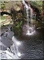 SD9931 : Lumb Hole Waterfall by Paul Glazzard