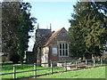 SP9438 : Hulcote Church by Richard Schmidt