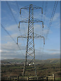 ST0984 : Electric Pylon by Peter Wasp