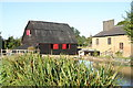 SP9416 : Ford End watermill, Ivinghoe by Jim Woodward-Nutt